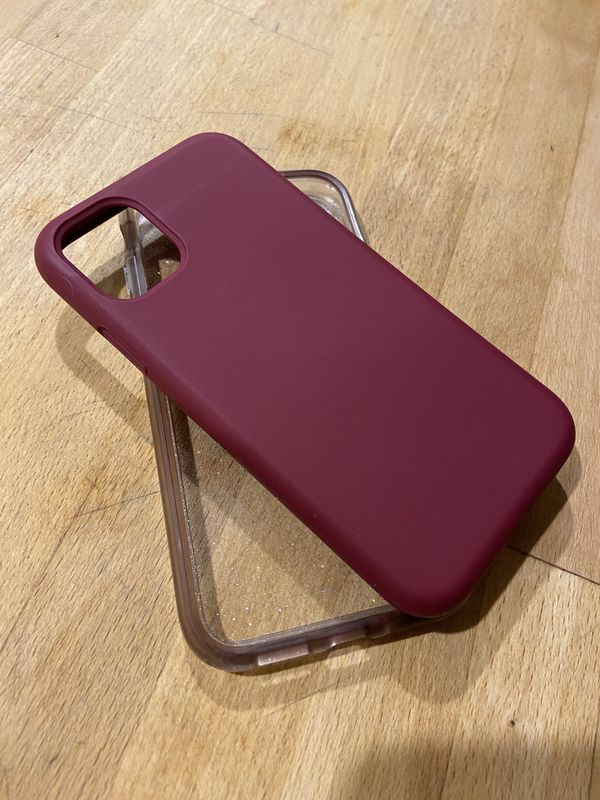 IPhone 11 Otterbox And Soft Rubber Cases