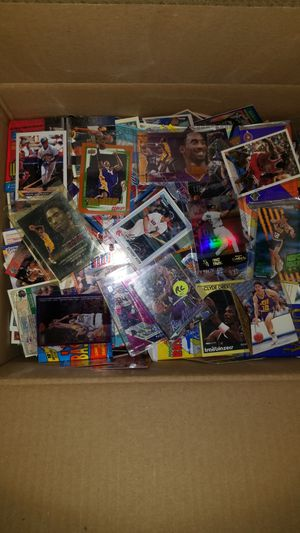 Sports cards- huge basketball cards , football cards , baseball cards around 20lbs, packs unopened. Lot # 015 for Sale in Roseburg, OR