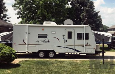 2005 Jayco Jay Trailer for Sale in Cleveland,  OH