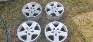 "17"" inch JEEP WHEELS for Sale in Tampa, FL"
