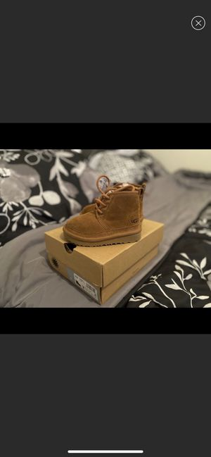 Ugg toddler boots for Sale in Philadelphia, PA