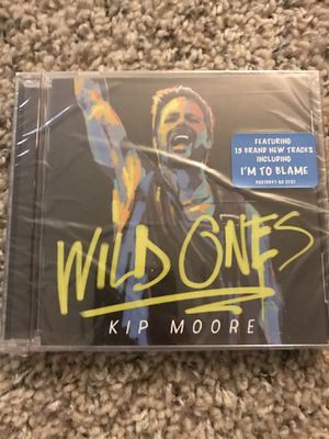 Kip Moore Wild Ones CD NEW for Sale in Poway, CA