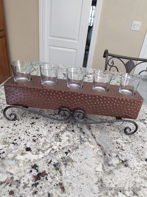 Home decor candle holder for Sale in Tracy, CA