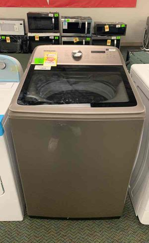 BRAND NEW SAMSUNG WA54R7600AC WASHER 9ADS for Sale in Houston, TX