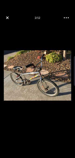 Vintage 1990s GT Interceptor BMX Racing Chromoly Bike for Sale in El Cajon, CA