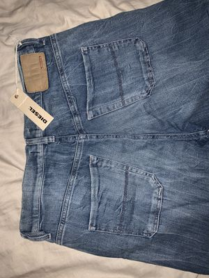 Disel high wasted shorts size 26 for Sale in Santa Clarita, CA