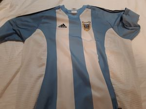 Adidas Argentina Jersey size Medium for Sale in Port Orchard, WA