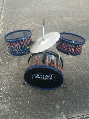 Drums First Act for Sale in Tallahassee, FL