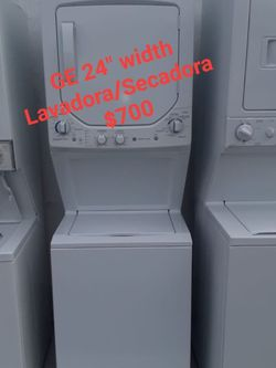 "Combo lavadora Y Secadora GE Stackable Washer-Dryer (24"") for Sale in Miami,  FL"