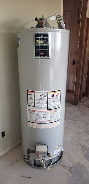 2018 50 gallon gas water Heater paid $1,400 for Sale in Mission Viejo, CA