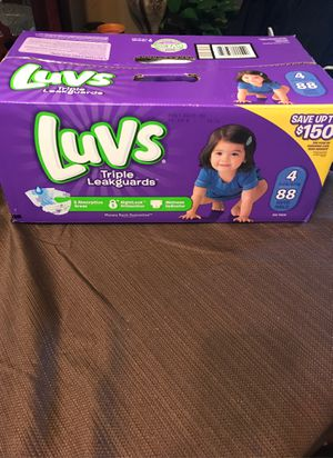 Baby pampers for Sale in Dallas, TX