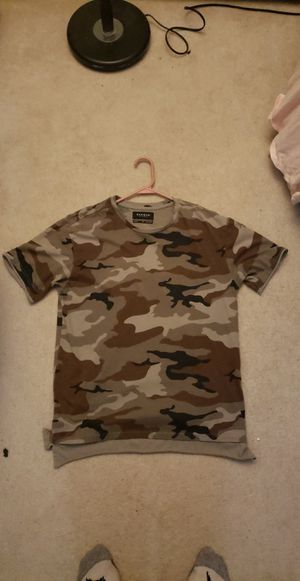 Pacsun camo mens t shirt large for Sale in Wheat Ridge, CO