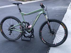 Niner WFO 9 - XL Fridge Green - Custom Build for Sale in Mission Viejo, CA
