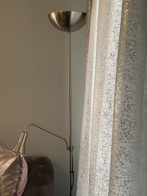 Chrome Floor Lamp for Sale in Durham, NC