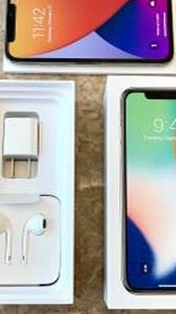 Iphone X 64GB BRAND NEW for Sale in Las Vegas,  NV