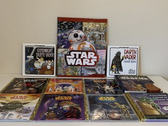 Children's Star Wars Books for Sale in Lacey,  WA