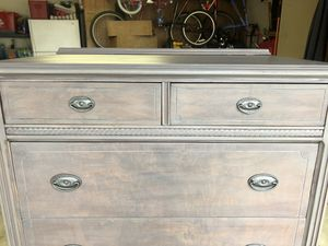 Restored antique dresser with dove tail drawers for Sale in Westerville, OH