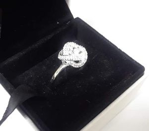 ❤❤Beautiful Promise 925 Sterling Silver Zirconia Ring for Sale in Hialeah, FL