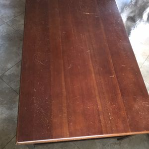 Mahogany Coffee Table for Sale in Tustin, CA
