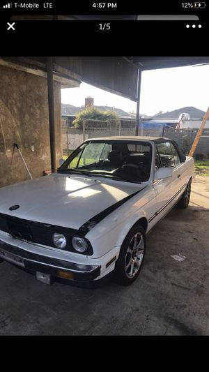 BMW E30 for Sale in Los Angeles, CA