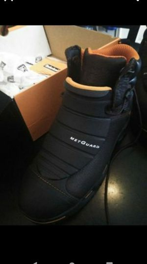 Timberland heavy-duty Met guard boots size 9.5 for Sale in Atlanta, GA