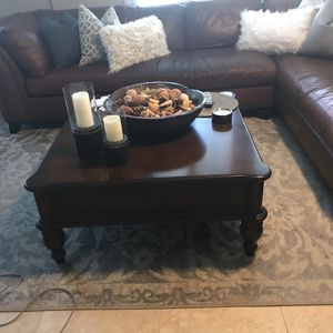 Coffe Table 2 End Tables And Sofa Table for Sale in Murrieta, CA