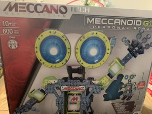 Meccanoid G15 personal robot for Sale in Nashville, TN