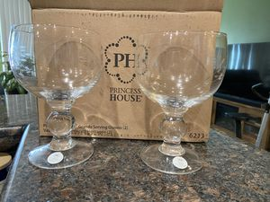 Princess House Crystal Glass for Sale in Pico Rivera, CA