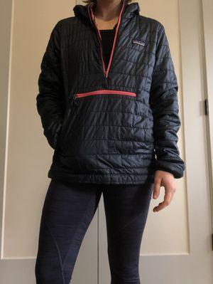 Patagonia Nano Puff Bivy Pullover Jacket for Sale in Tacoma, WA