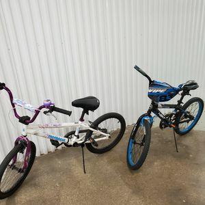 """20"""" Bike (2 Bikes) for Sale in Chicago, IL"""
