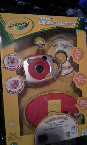 Digital camera for young child for Sale in Winchester, VA