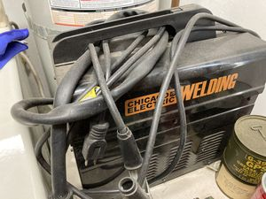 Chicago Electric 90 amp flux welder for Sale in North Tustin, CA