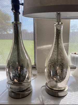 Set of table lamps for Sale in Stafford, TX