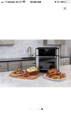 Instant pot 10 qt vortex plus air fryer oven 🎯 for Sale in Norwalk, CA