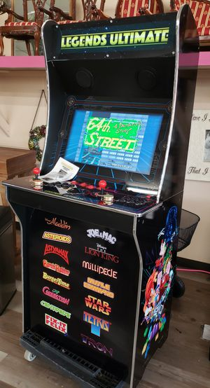 NEW AtGames Legends Ultimate Arcade Game w/ Defect: njft Kids electronics for Sale in Burlington, NJ