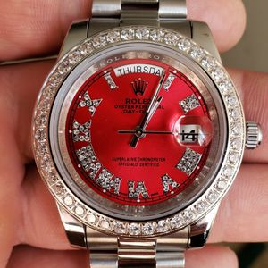 Watch Automatic White 18k Red for Sale in Santa Rosa, CA