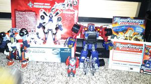 Transformers action figures LOT for Sale in Colorado Springs, CO