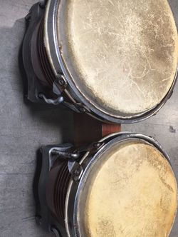Bongos Purchased In Cali Colombia for Sale in Weston,  FL