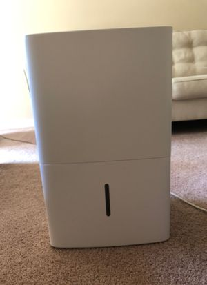 GE dehumidifier 50 pint for Sale in Carrboro, NC