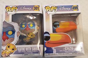 Funko Pop Lion King set Disney for Sale in Dallas, TX