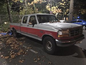 Ford F-350 Crew Cab 8' Long Bed for Sale in Bellevue, WA