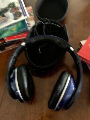 Beats Headphones (non-Bluetooth 1st gen) for Sale in Saint Petersburg, FL