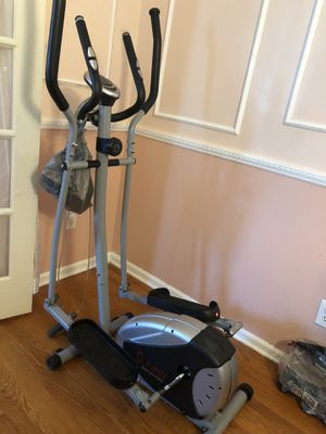 Sunny elliptical machine never been used for Sale in Toms River, NJ
