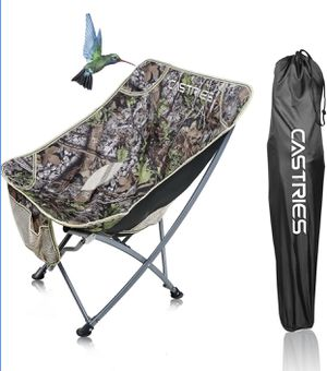 CASTRIES Folding Camping Chair for Sale in Las Vegas, NV