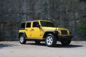 2008 Jeep Wrangler for Sale in Columbia, TN