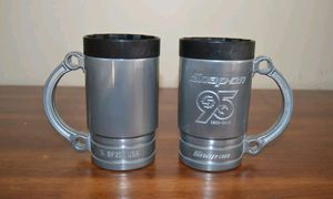 Snap on tools 95 anniversary mug set new in box for Sale in Ontario, CA
