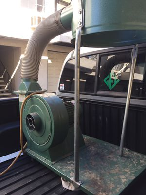 Grizzly Vacuum system for table saw for Sale in Lakeside, CA