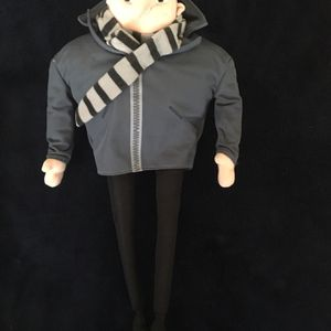 "Gru Stuffed Toy Doll 16"" for Sale in Albuquerque, NM"