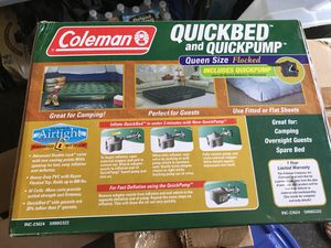 Queen Air Mattress for Sale in West Babylon, NY