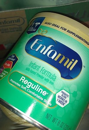 Enfamil reguline/8 available for Sale in Los Angeles, CA